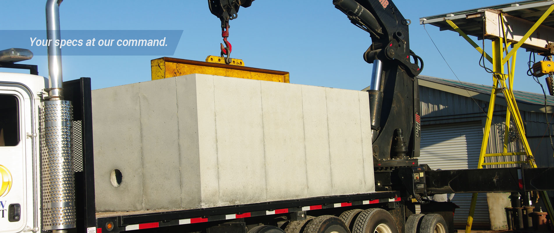 Bartow Precast - Georgia Precast Concrete Products